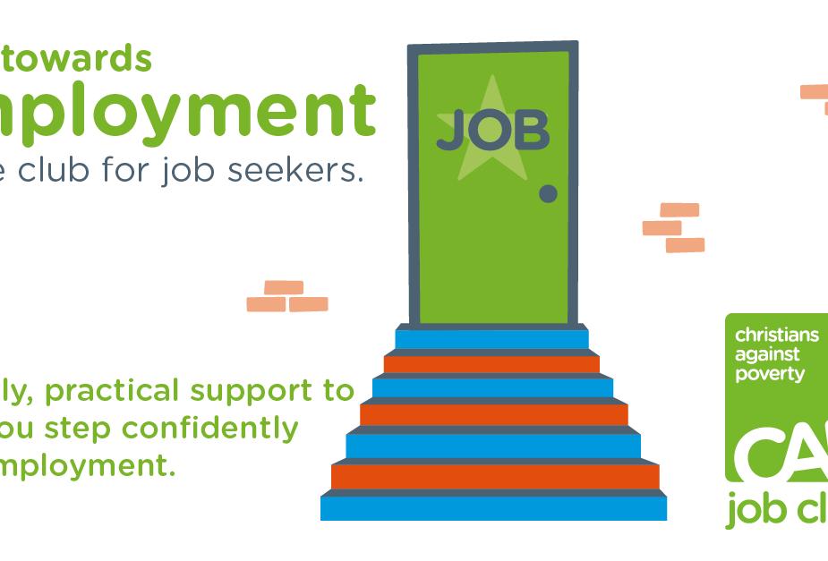 CAP Job Club 'Step towards Employment'