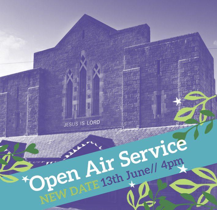 Open Air Praise & Prayer Service